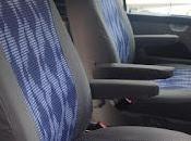 Fundas asientos furgoneta