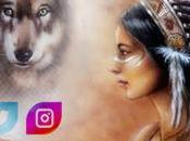 redes sociales leyenda cherokee lobos