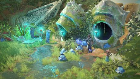 Magic: Legends revela el selvático mundo de Tazeem