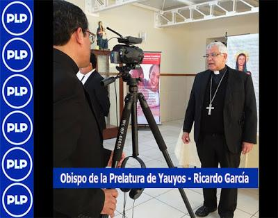 En Cañete:  IGLESIA ABRE SUS PUERTAS PARA ORACIONES Y CONFESIONES...