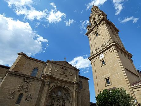 turismo de cercanía en La Rioja, iglesia de Santo Domingo de la Calzada