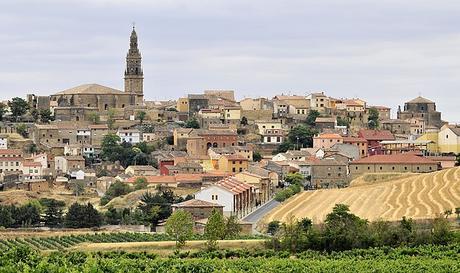 turismo de cercanía en La Rioja, vistas de Briones