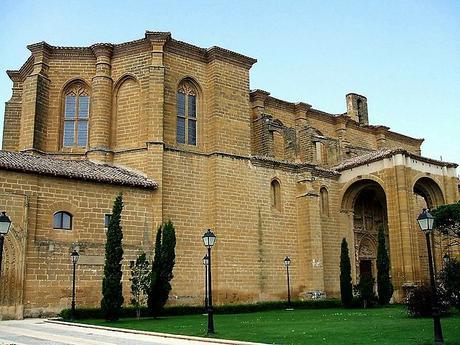turismo de cercanía en La Rioja, fachada de Casalarreina