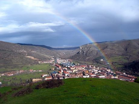 turismo de cercanía en La Rioja, vistas de Ezcaray
