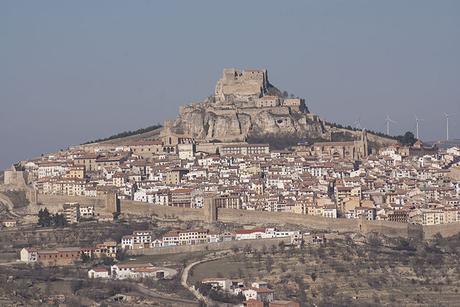 turismo de cercanía en Castellón, vistas de Morella