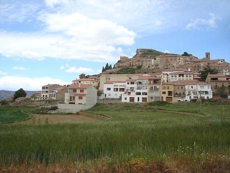 turismo de cercanía en Castellón, vistas de Culla