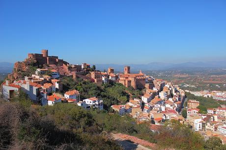 turismo de cercanía en Castellón, vistas de Vilafamés