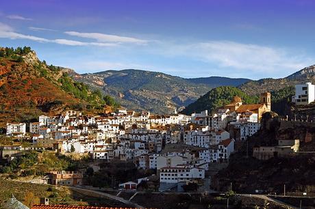 turismo de cercanía en Castellón, vistas de Villahermosa del Río