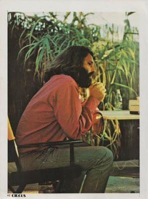 49 Años sin Jim Morrison.