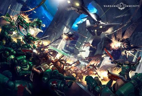 Warhammer Community: Resumen de hoy, viernes