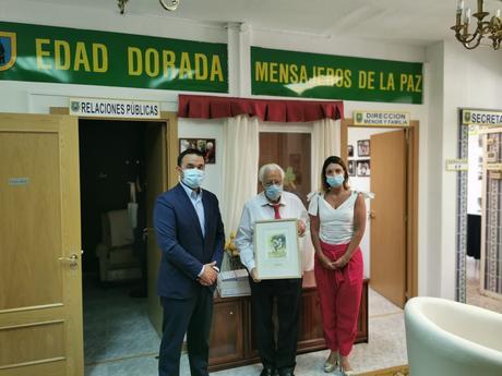 Aldro dona 7 toneladas de alimentos a la ONG Mensajeros de la Paz