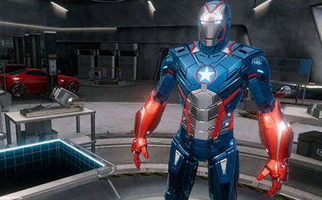 #Videojuegos #Gamers: Iron Man aterriza en #consolas con realidad virtual