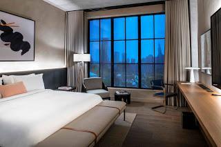 La marca internacional NOBU Hotels, de Robert De Niro, inaugura un exclusivo resort en Chicago