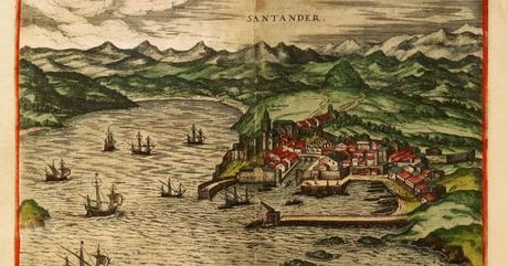 El Cabildo de Arriba:Una zona de iglesias y hospitales