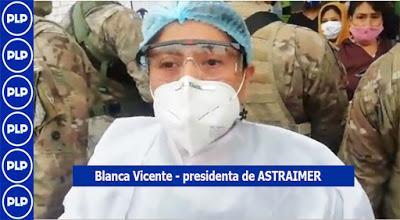 BLANCA VICENTE INTENTO PASAR POR ENCIMA DE LA MPC…