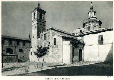 Iglesia de San Andrés / Aldus.-.