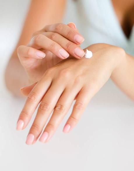 la piel de las manos