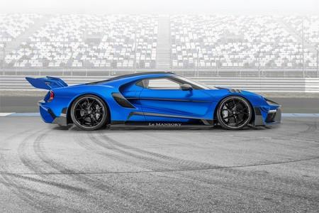 Ford Gt Mansory Le Mansory 003