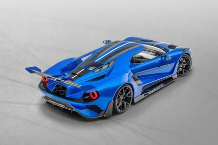 Ford Gt Mansory Le Mansory 007