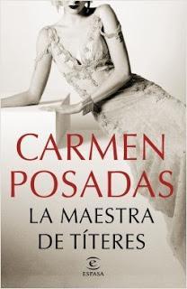 LA MAESTRA DE TÍTERES.  Carmen Posadas.