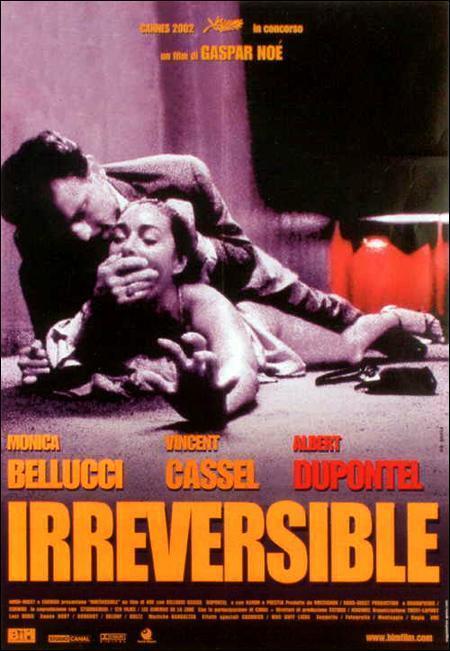 IRREVERSIBLE - Gaspar Noé