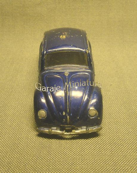Volkswagen Escarabajo de Buby