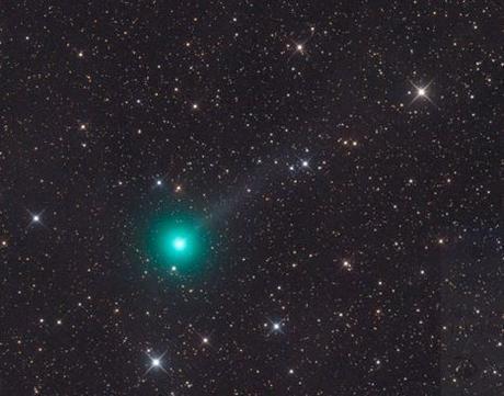 El cometa C/2020 F3 (NEOWISE) visible a simple vista en julio