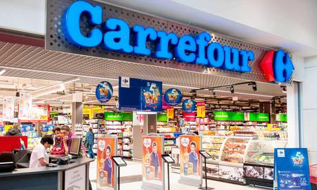Trabaja en Carrefour