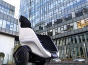Segway-Ninebot, presentó silla transporte personal