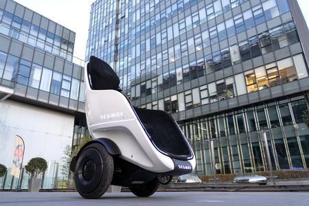 Segway creó lo más parecido a la famosa silla del Profesor X: S-Pod, una silla eléctrica con autoequilibrio