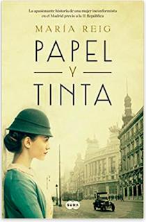 «Papel y tinta» de María Reig