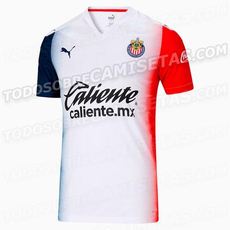 Las nuevas playeras de Chivas 2020-2021 – Fotos y precios