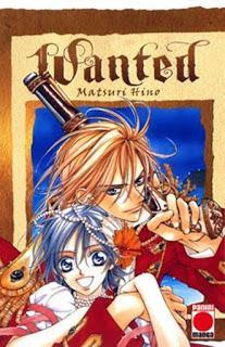Wanted, de Matsuri Hino
