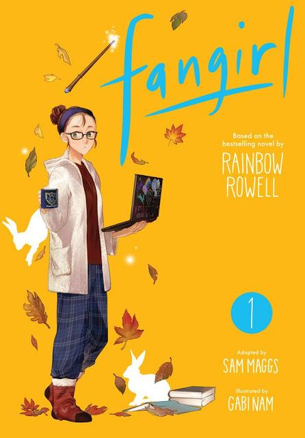 'Fangirl', de Rainbow Rowell, tendrá adaptación manga