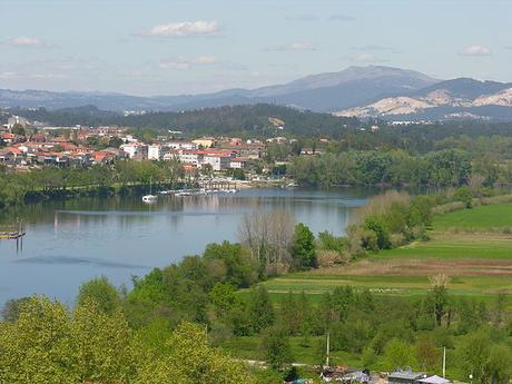 turismo de cercanía en Pontevedra, vistas de Tui