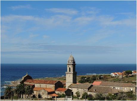 turismo de cercanía en Pontevedra, vistas de Oia