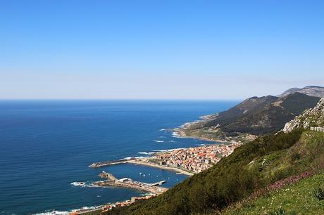 turismo de cercanía en Pontevedra, vistas de A Guarda