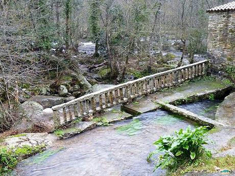 turismo de cercanía en Pontevedra, puente en Caldas de Reis