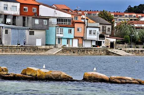 turismo de cercanía en Pontevedra, vistas de Cambados