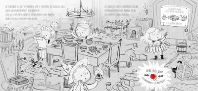 Ilustrando a... Alicia Más