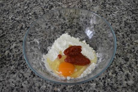 Garganelli con salsa Amatriciana (Pasta fresca paso a paso)