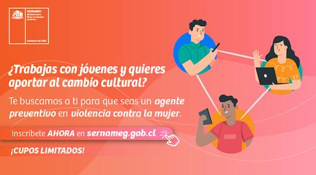 INVITACIÓN a participar en Programa de Prevención en Violencia contra las Mujeres.