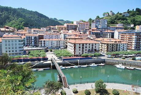 turismo de cercanía en Vizcaya, vistas de Ondarroa