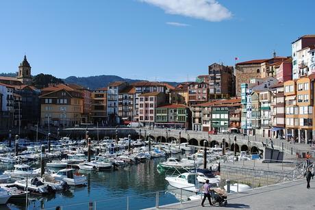 turismo de cercanía en Vizcaya, puerto de Bermeo