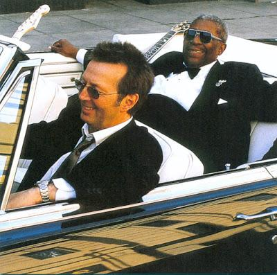 Eric Clapton & B.B. King - Let me love you (2000)