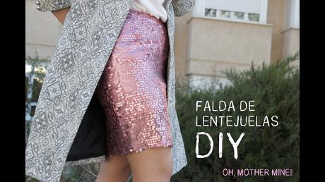 Fiesta Falda Pantalon Largo Elegante
