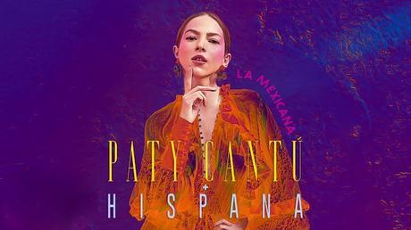 Paty cantú hispana presentan mexicana