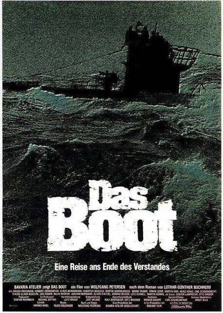 EL SUBMARINO (Das Boot) -  Wolfgang Petersen