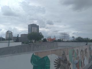 Detectan metales pesados en el polvo de la ciudad de Monterrey