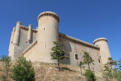 turismo de cercanía en Valladolid, castillo de Torrelobatón